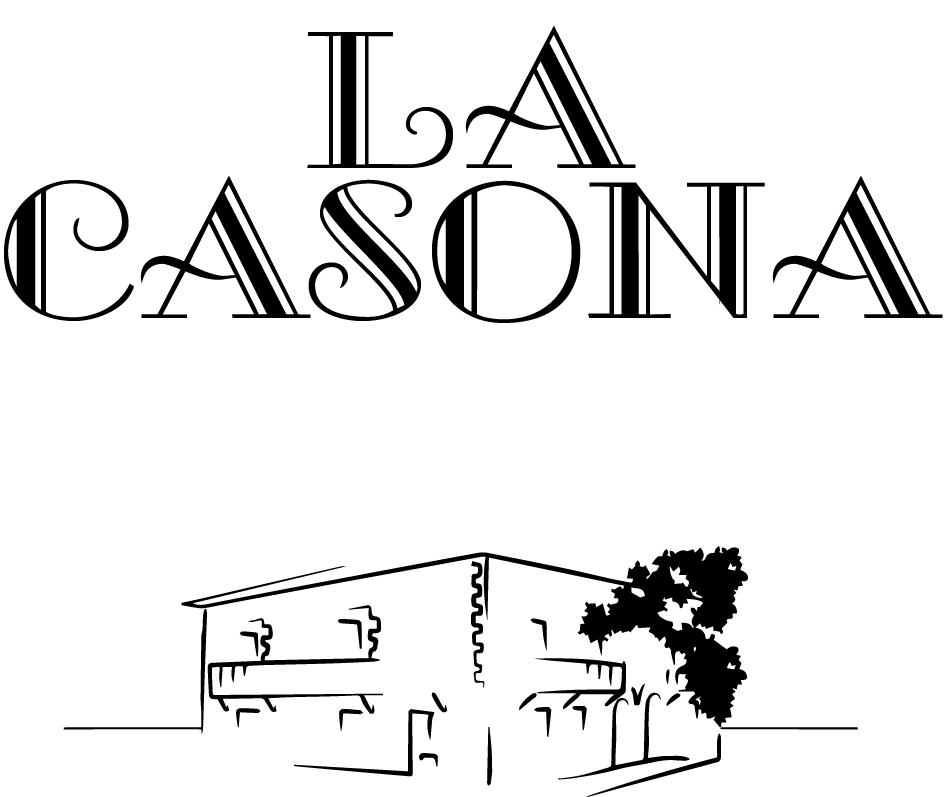 Logo Asador La Casona Barañáin